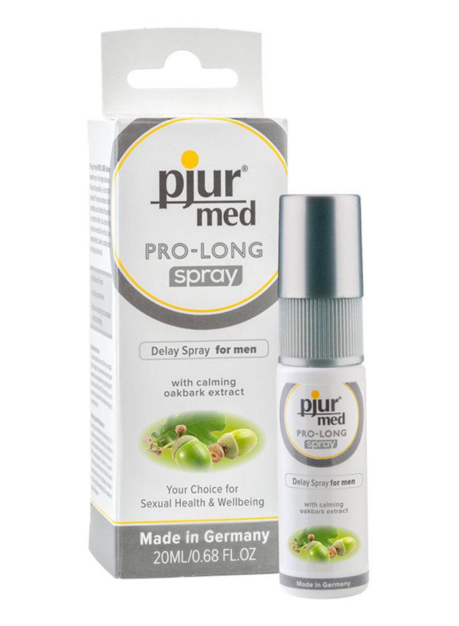 pjur med Pro-Long Climax Delay Spray