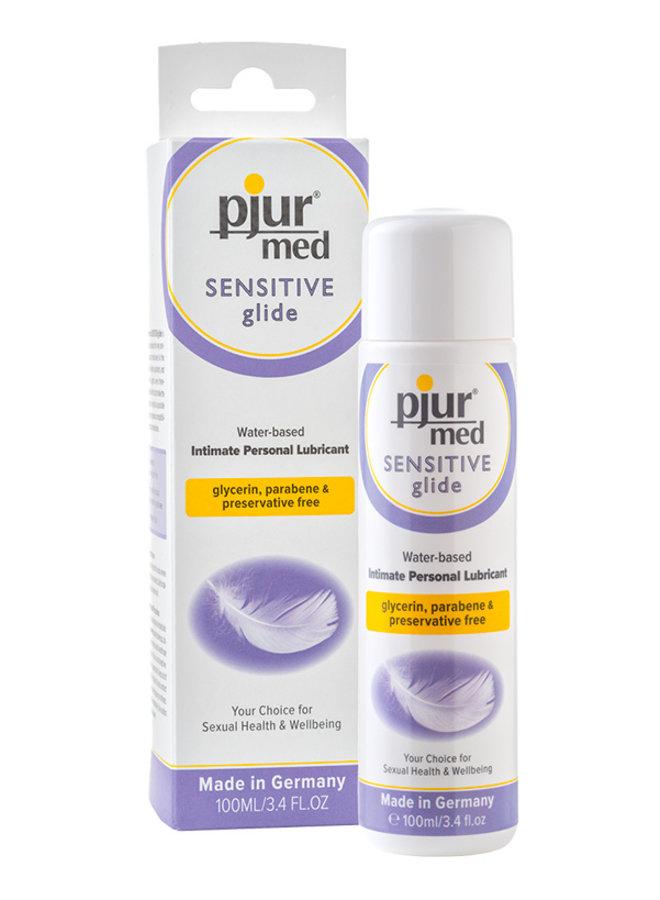 Sensitive Glijmiddel Waterbasis Gevoelige Huid