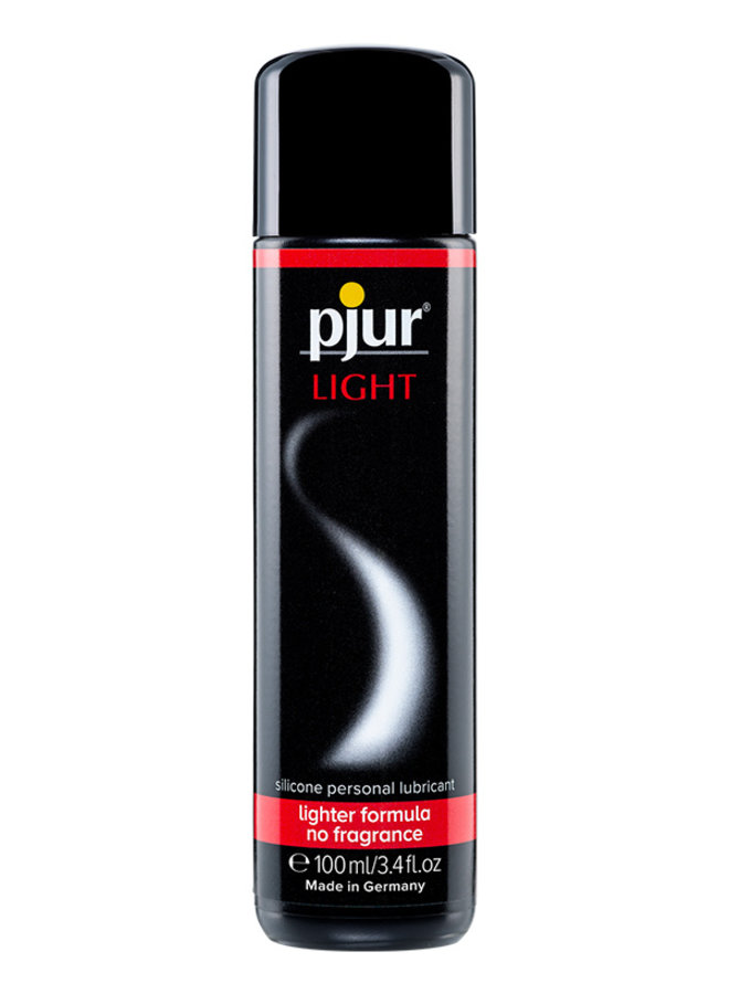 pjur LIGHT Easy-To-Spread Silicone Lubricant