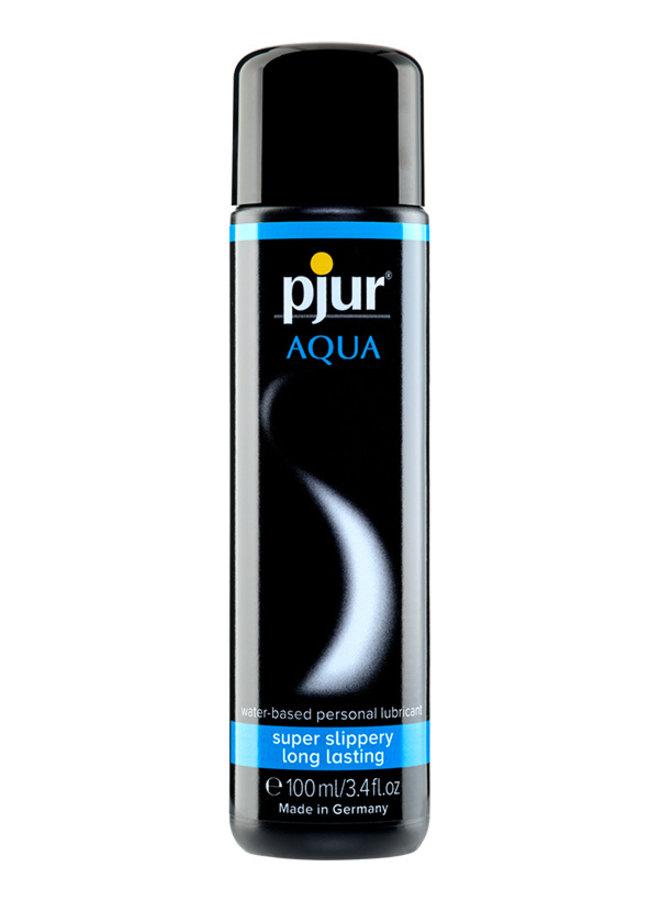 Lubrifiant à base d'eau pjur Aqua
