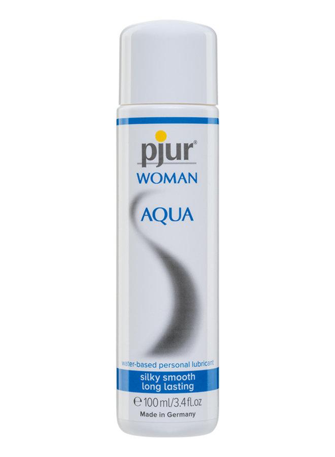 pjur WOMAN Aqua Glijmiddel op Waterbasis voor Vrouwen