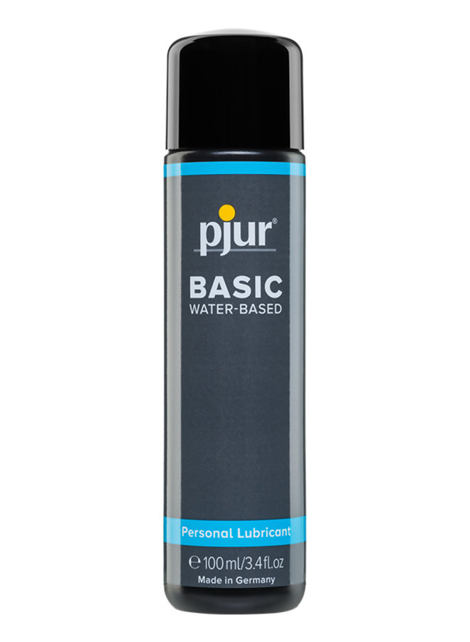 pjur Basic Water-Based Lubricant