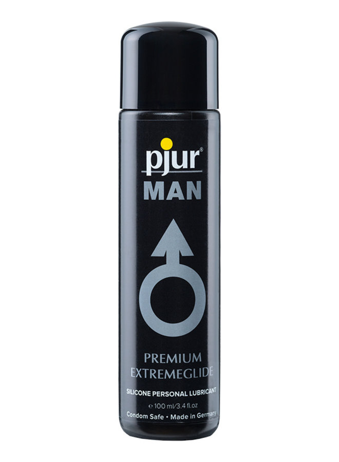 Man Premium Extremeglide Silicone Lubricant
