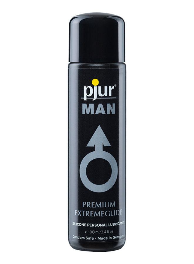 pjur MAN PREMIUM Lubrifiant Silicone pour Homme