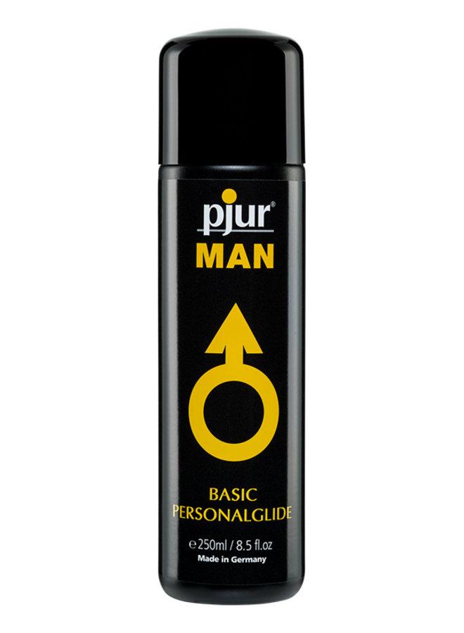 pjur MAN BASIC Siliconen Glijmiddel