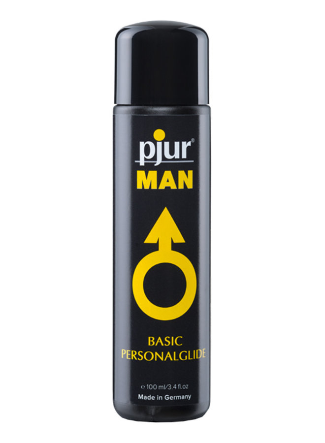 Man Basic Personalglide Silicone Lubricant