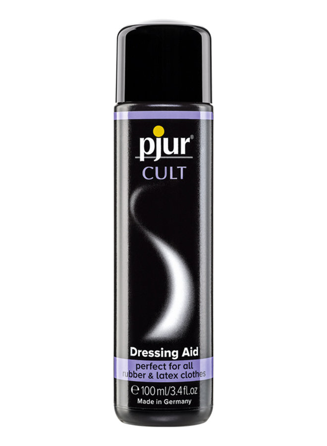 pjur CULT Aankleedhulp voor Latex en Rubber