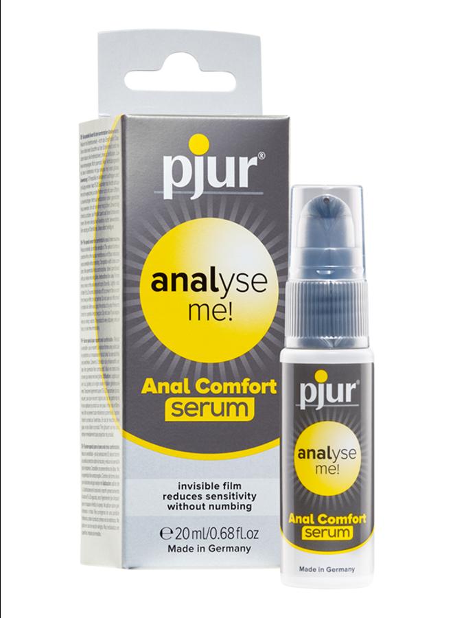 Analyse Me! Anal Comfort Serum