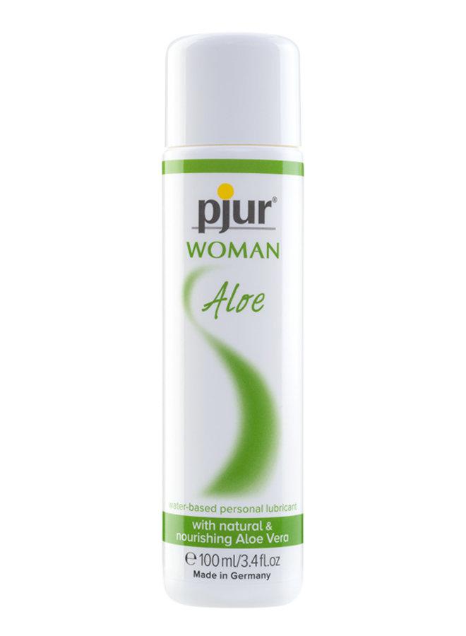 pjur WOMAN Aloe Lubrifiant à base d'eau pour Femme