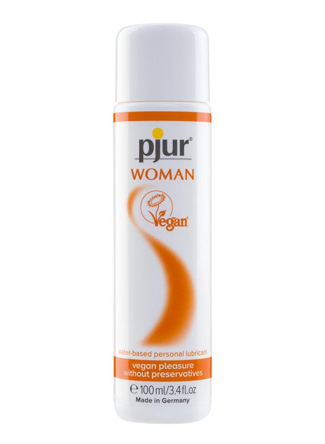 pjur WOMAN Vegan Lubrifiant à base d'eau pour Femme