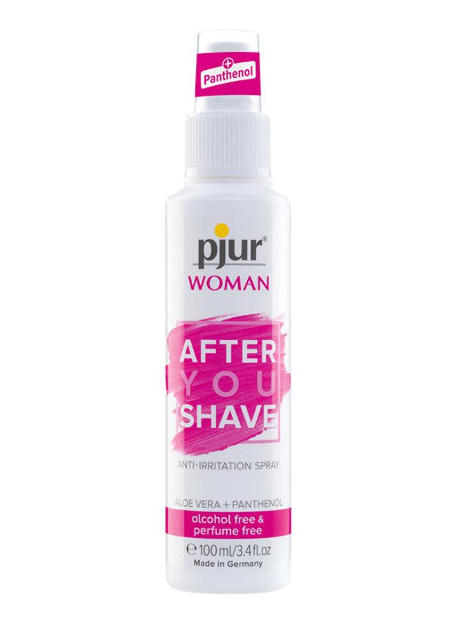 pjur WOMAN Après-rasage intime pour Femme