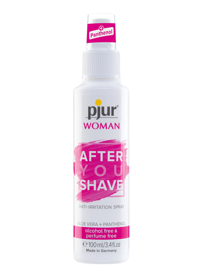 WOMAN After YOU Shave