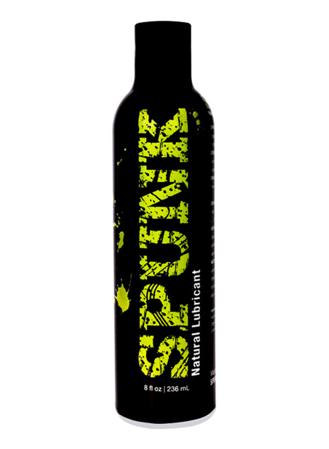 Spunk Lube Natural Organic Oil-Based Lubricant