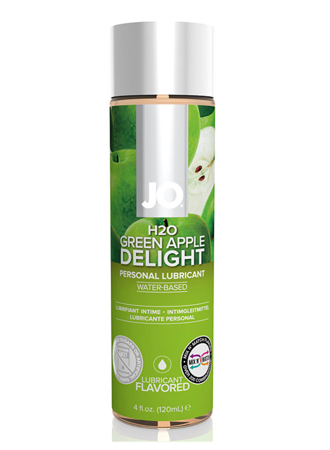 H2O Green Apple Delight Flavoured Lube