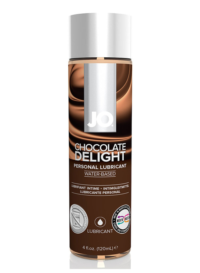 H2O Glijmiddel Chocolade Smaak