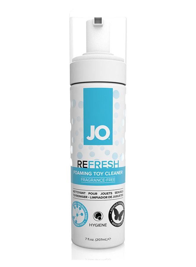JO Refresh Foaming Toy Cleaner