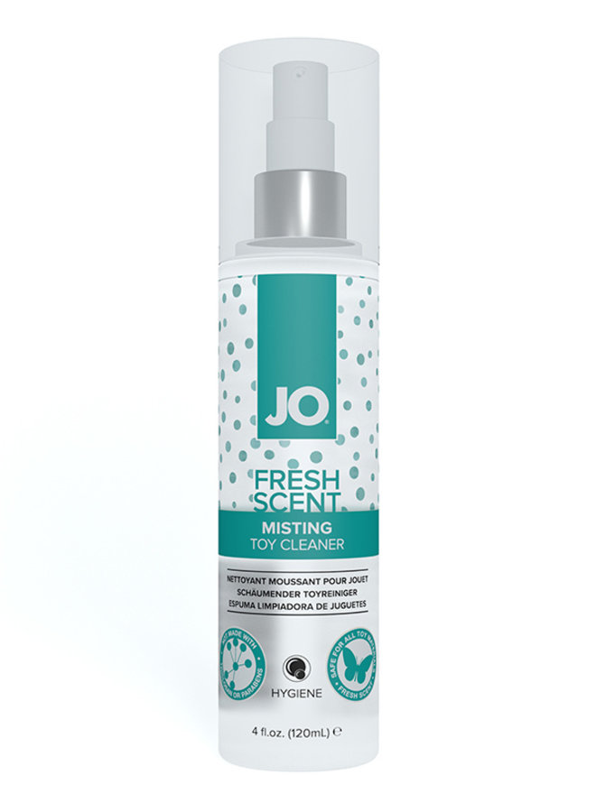 JO Nettoyant pour Sextoy Misting Toy Cleaner