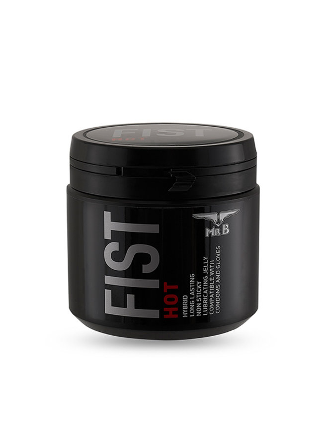 Mister B Fist Hot Warming Lubricant