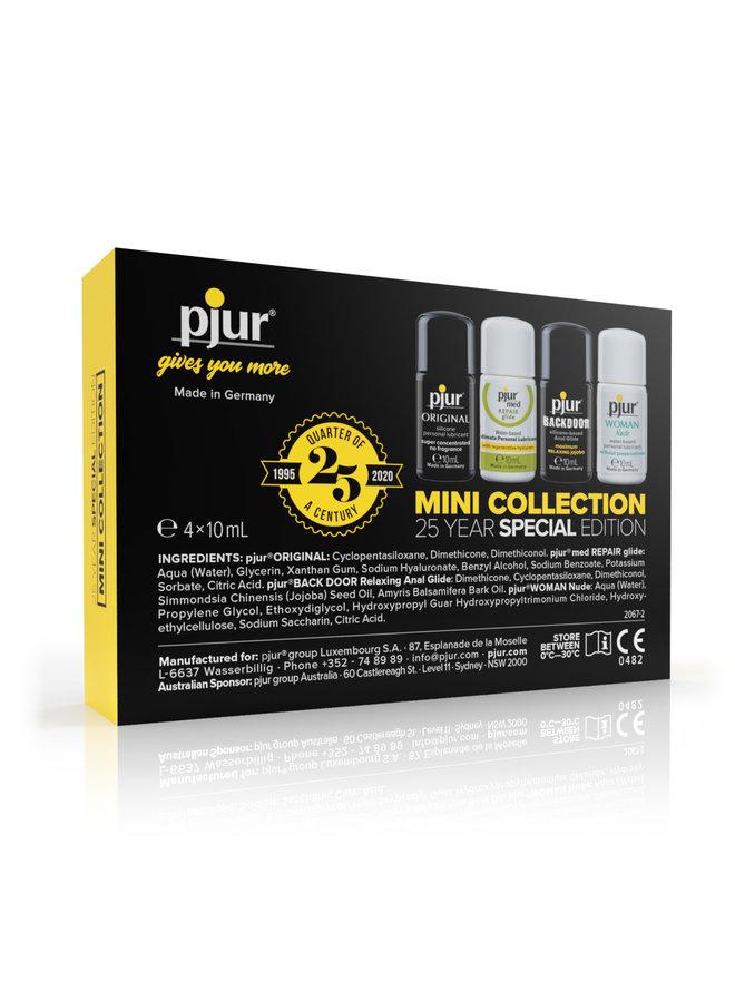 Coffret Lubrifiants pjur Mini Collection