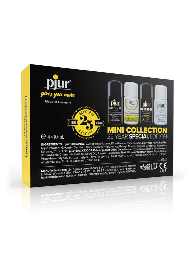 pjur Mini Collection Glijmiddel Pakket