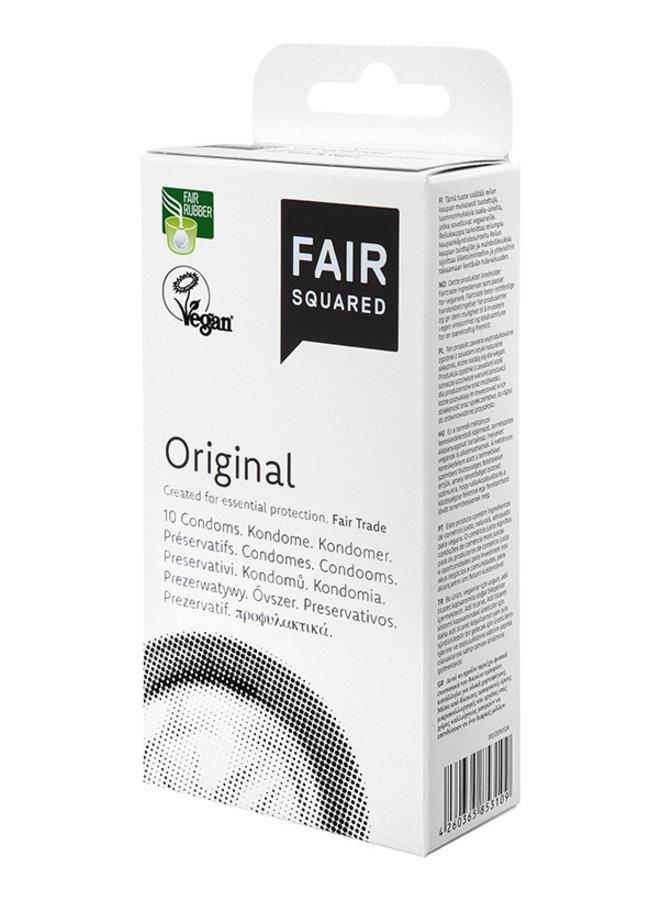 Fair Squared Original Condooms