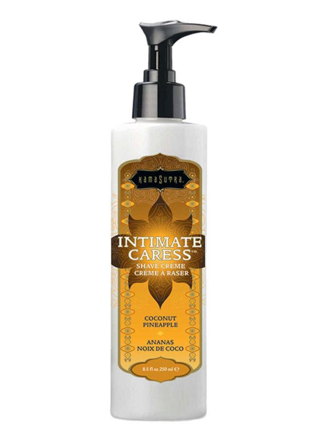 Intimate Caress Shave Cream Coconut Pineapple