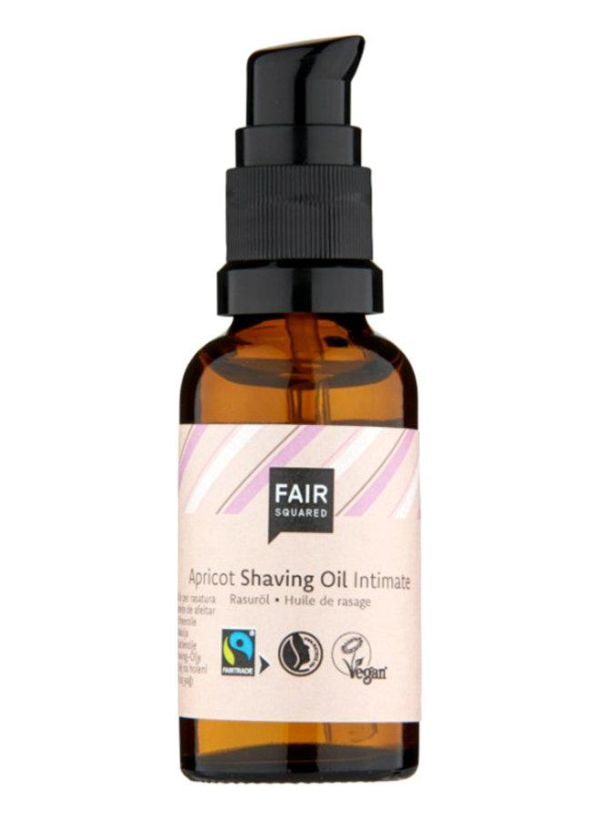 Intimate Shaving Oil for Women