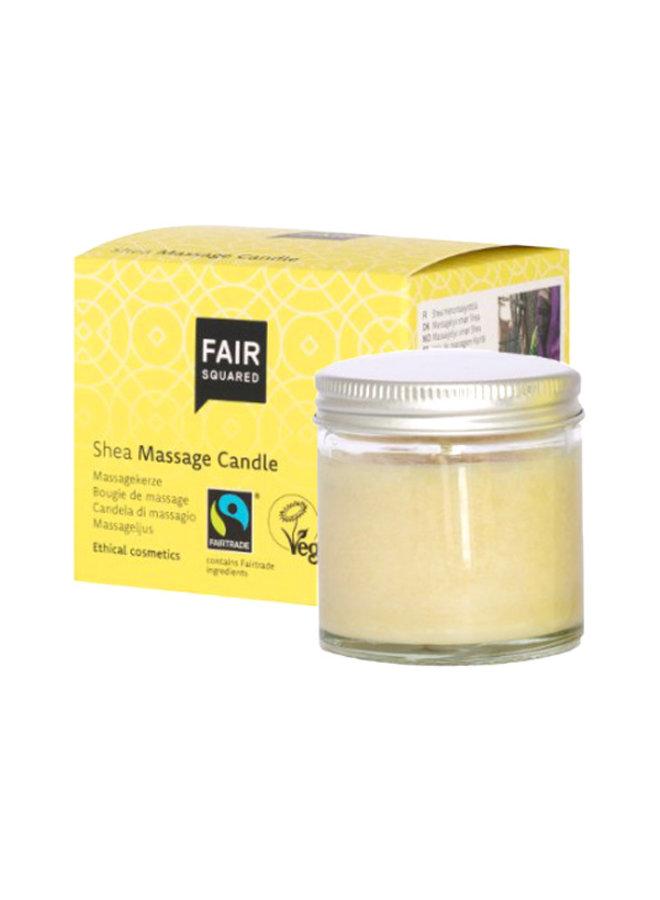 Fair Squared Shea Massage Candle