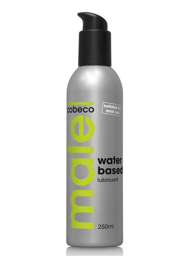 Cobeco Male Water Based Glijmiddel Waterbasis