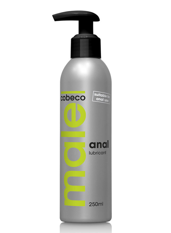 Cobeco Male Anaal Glijmiddel Waterbasis