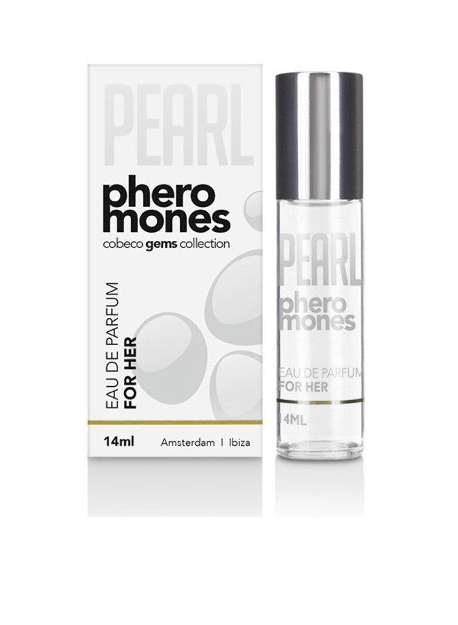 Pearl Feromonen Parfum Vrouwen