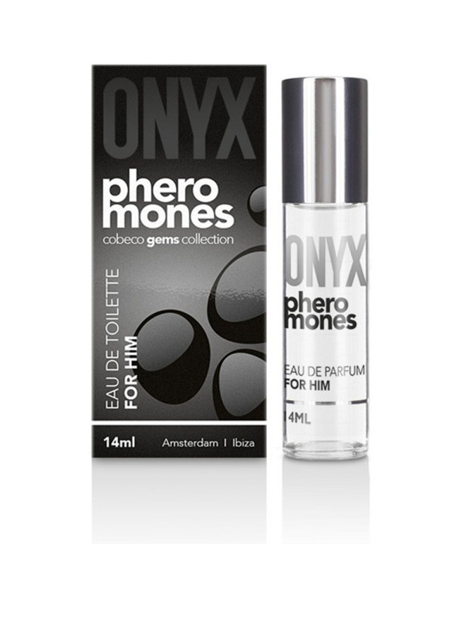 Onyx feromonen parfum mannen