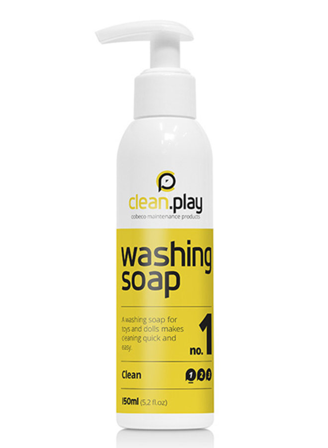 CleanPlay Washing Soap Sex Toy Cleaner