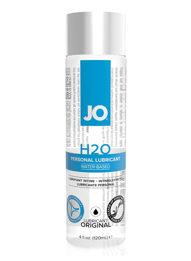 H2O Water-Based Lubricant
