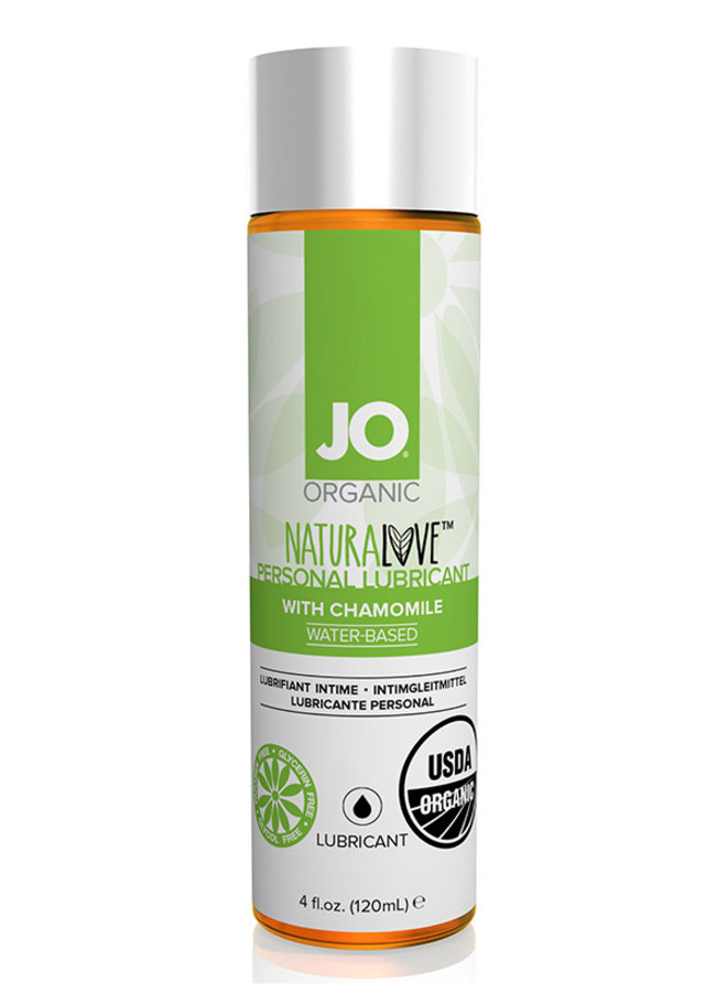 Naturalove Organic Lubricant
