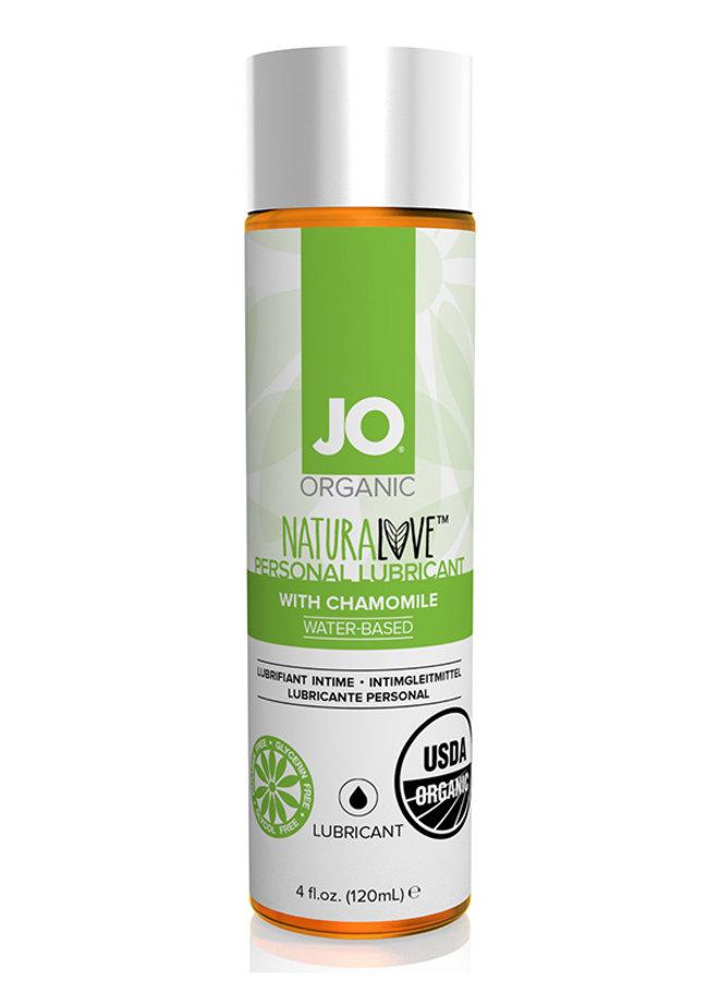 JO Naturalove Organic Lubricant