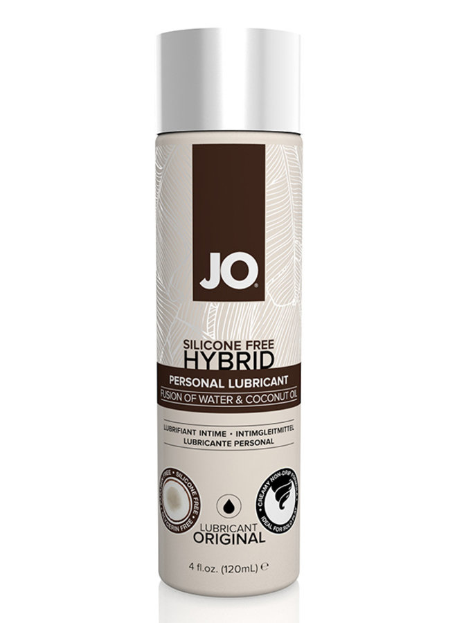Hybrid Lubricant Water and Coconut Oil