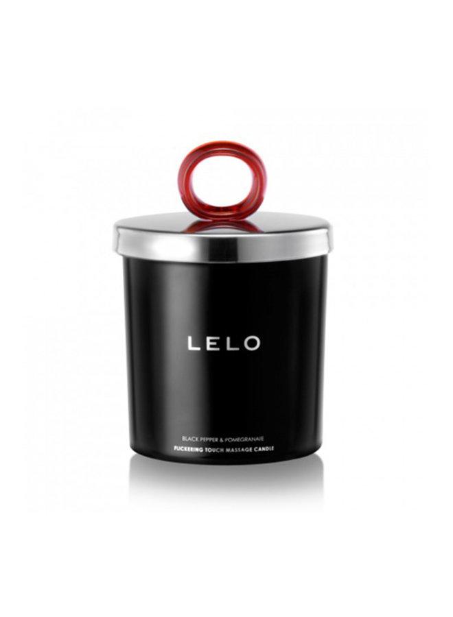 LELO Massage Candle Black Pepper & Pomegranate