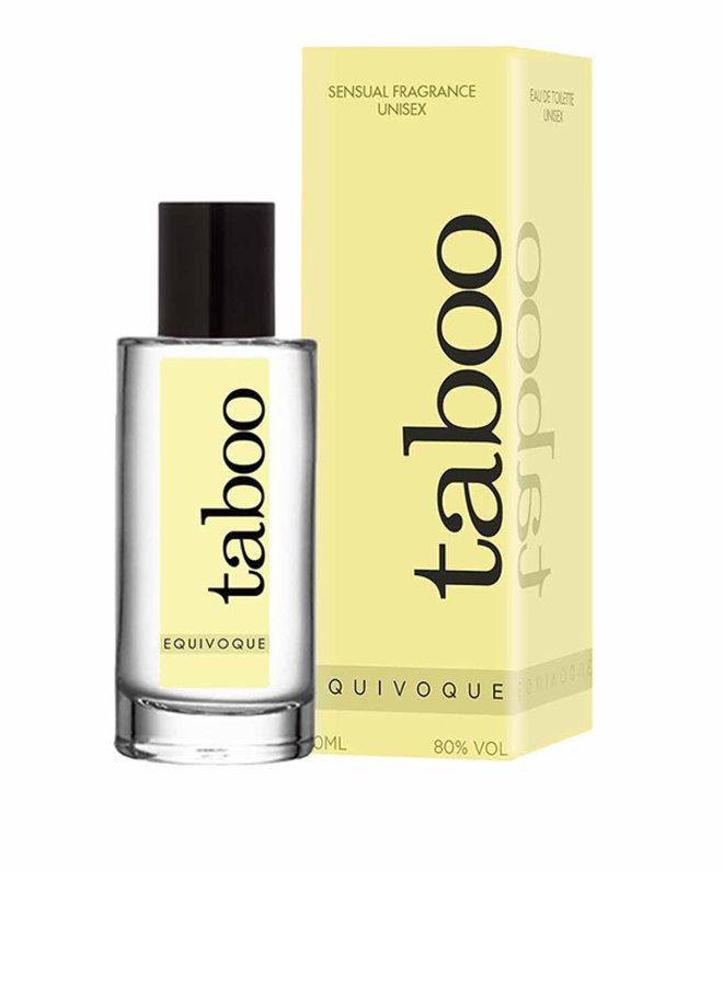 Taboo Équivoque Unisex Pheromone Perfume