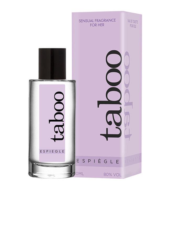 Taboo Espiègle Pheromone Perfume For Women
