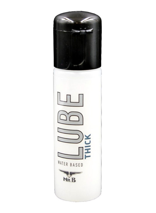 Mister B Lube Thick Water-Based