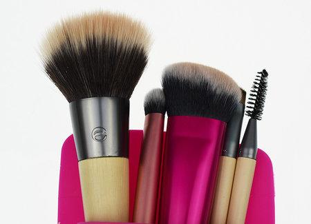 Make-up Kwasten Opbergen