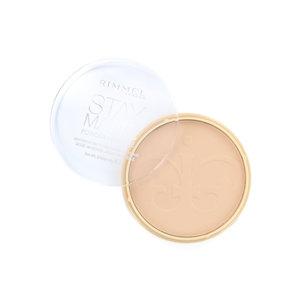 Stay Matte Pressed Powder - 005 Silky Beige