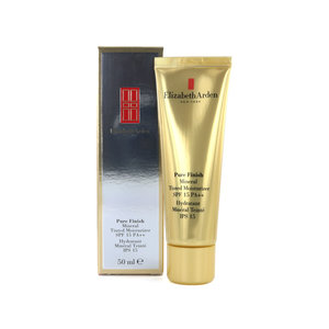 Pure Finish Mineral Tinted Moisture Cream - 03 Medium