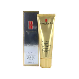 Pure Finish Mineral Tinted Moisture Cream - 01 Fair