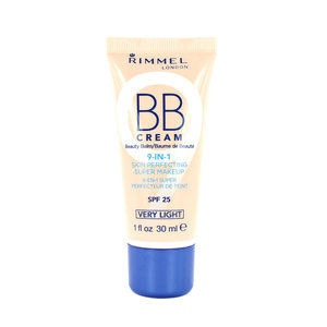 9-in-1 Skin Perfecting Super Makeup BB Cream - Very Light