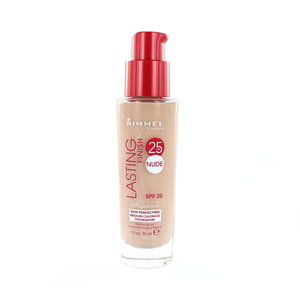 Lasting Finish 25 HR Nude Foundation - 201 Classic Beige