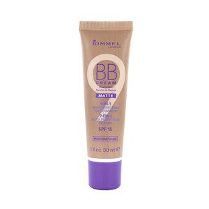9-in-1 Matte Skin Perfecting Super Makeup BB Cream - Medium/Dark