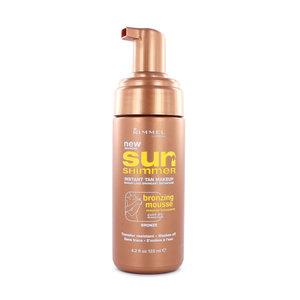 Sun Shimmer Bronzing Mousse - Bronze