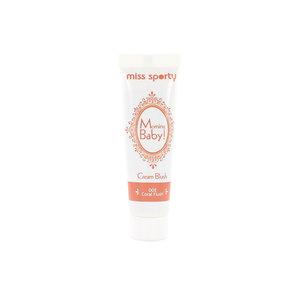 Morning Baby Cream Blush - 002 Coral Flush